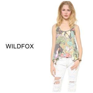 Wildfox tropical swing tank